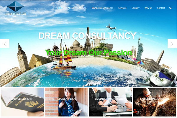 Dream Consultancy UAE