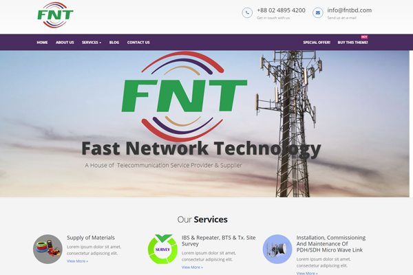 Fast Network Technology